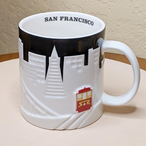 STARBUCKS 2012 San Francisco City Scape Mug